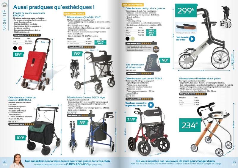 Catalogue TOUS ERGO