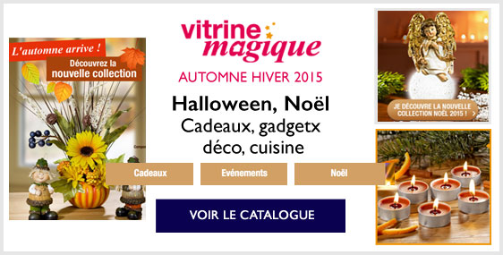 vitrine magique se met aux couleurs de l 39 automne et vous. Black Bedroom Furniture Sets. Home Design Ideas