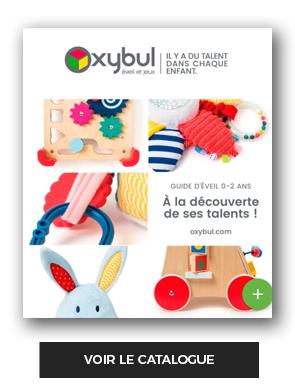 Catalogue Oxybul Eveil et Jeux