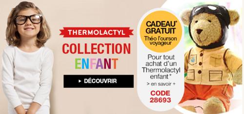Faites le plein de chaleur avec la gamme THERMOLACTYL de DAMART!