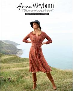 Voir le Catalogue Anne Weyburn