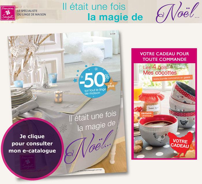 Feuilletez le catalogue noel fran oise saget en exclusivit sur - Catalogue francoise saget soldes ...