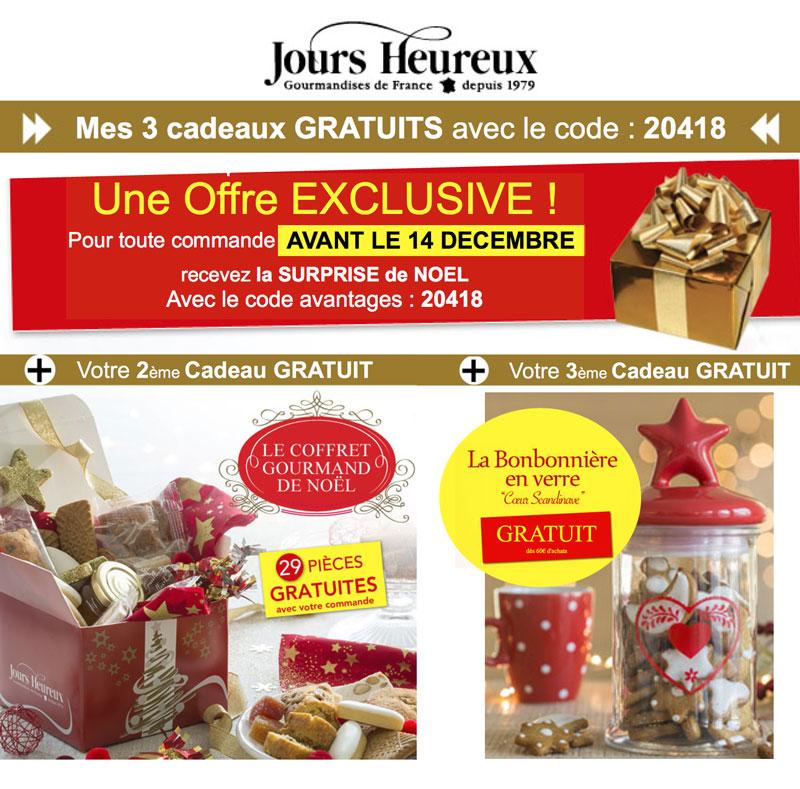 Accéder à la boutique en ligne JOURS HEUREUX - Je clique