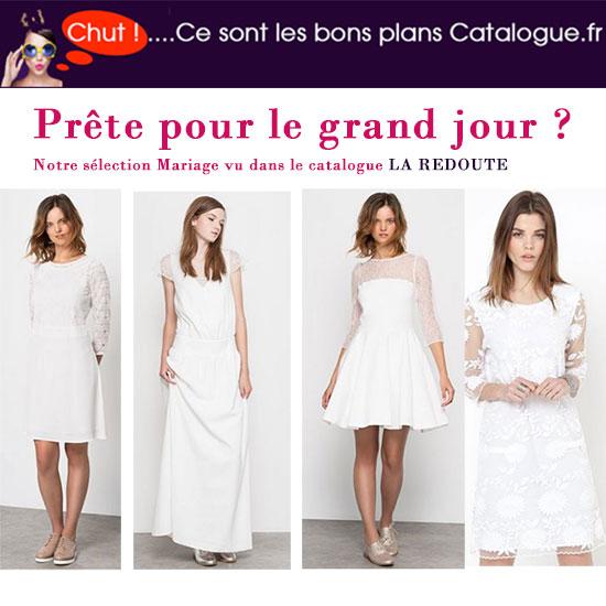Vive la mari e avec mademoiselle r nos 3 coups de coeur - La redoute maison catalogue ...