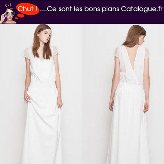 Robe cérémonie Mademoiselle R vu dans La Redoute
