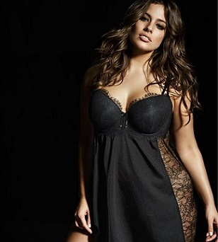 La nuisette Ashley Graham