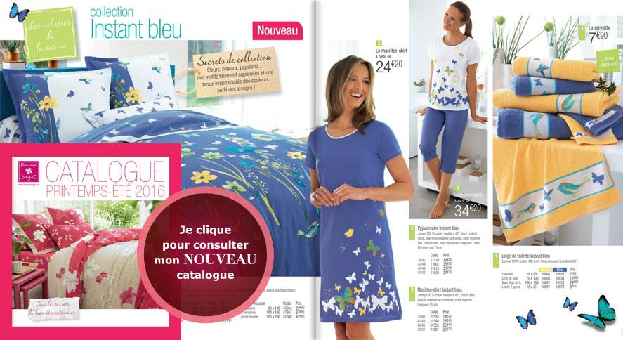 Catalogue fran oise saget printemps t 2016 consulter en exclusivit sur - Catalogue francoise saget soldes ...