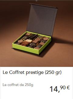 Laissez-vous tenter par le Coffret Prestige