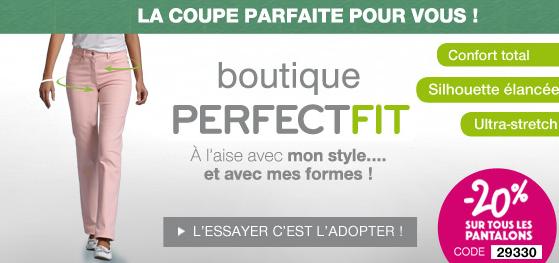 Perfect Fit : la nouvelle collection Damart qui vous met en valeur !