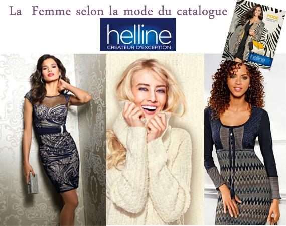 La mode façon Helline