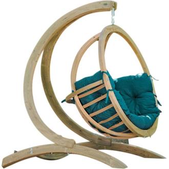 Le fauteuil balancelle confortable
