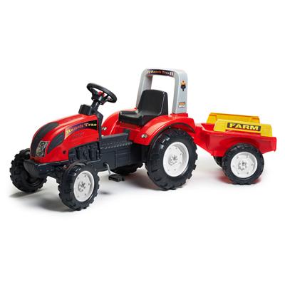 Envie d'un tracteur à pédales ?