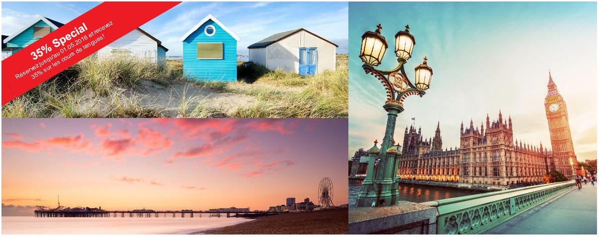 Et si vous vous laissiez tenter par un petit voyage en Angleterre ?