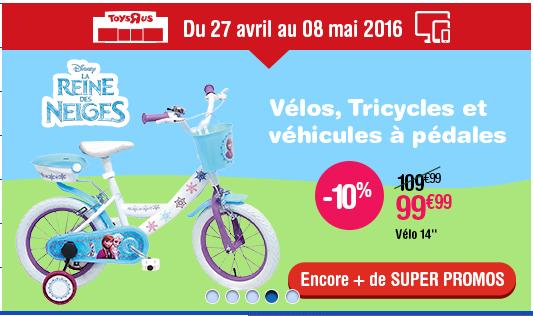 Vélos, tricyles, véhicules à pédales...