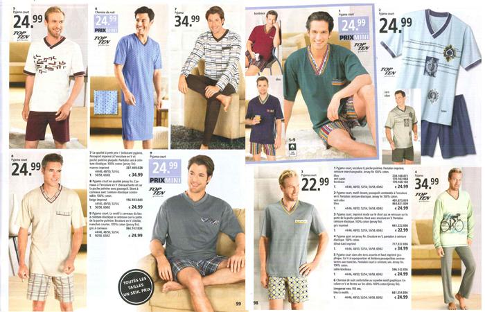 Moda Vilona dispose aussi d'une collection pour homme