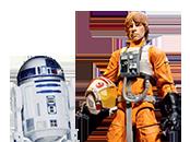 Des tas de figurines de vos héros favoris !