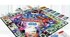 Le 4 mai on fête Star Wars ! Retrouvez toute la gamme de la célèbre marque sur votre catalogue Toys'R'Us.