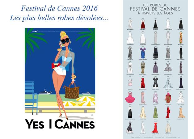 Les articles du Festival de Cannes !