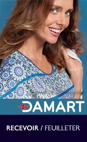 Je demande le catalogue Damart en cliquant ici.