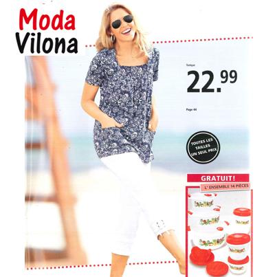Je consulte le catalogue en ligne de Moda Vilona en cliquant ici.