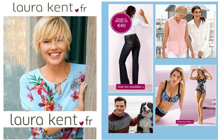 Le catalogue Laura Kent