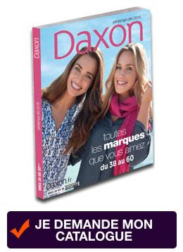 Ventes privées sur le catalogue Daxon jusqu'au 22 juin 2016 !
