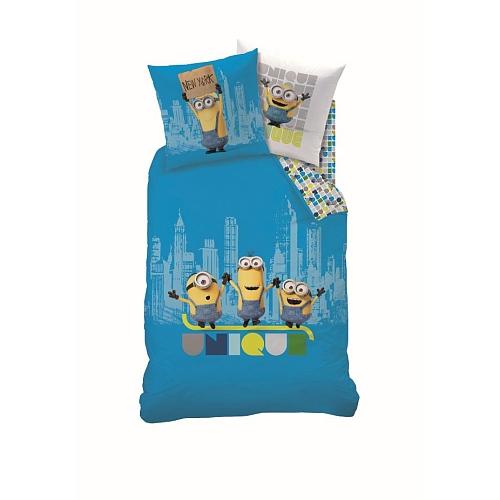 La parure de lit Les Minions !