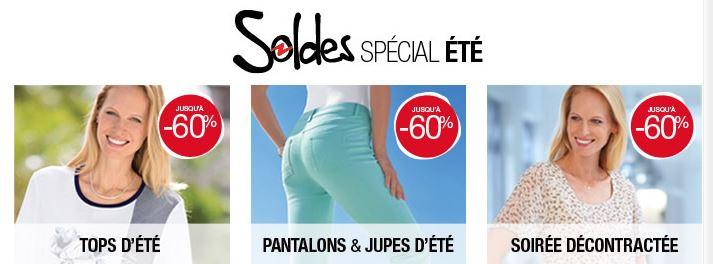Pantalons, jupes d'été... Ne manquez pas les soldes !