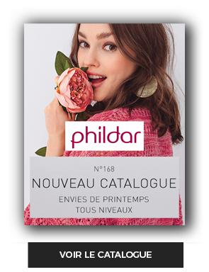 Découvrez tous les catalogues PHILDAR