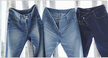 Des jeans en tous genres !
