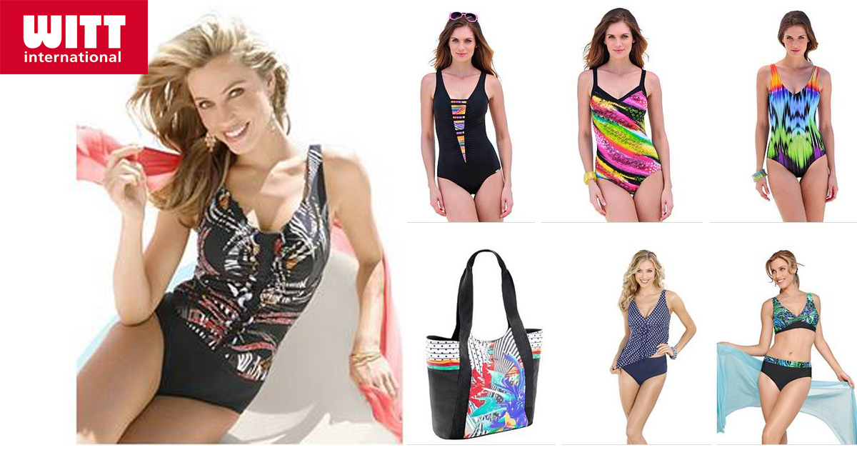 La collection de maillots de bain WITT International