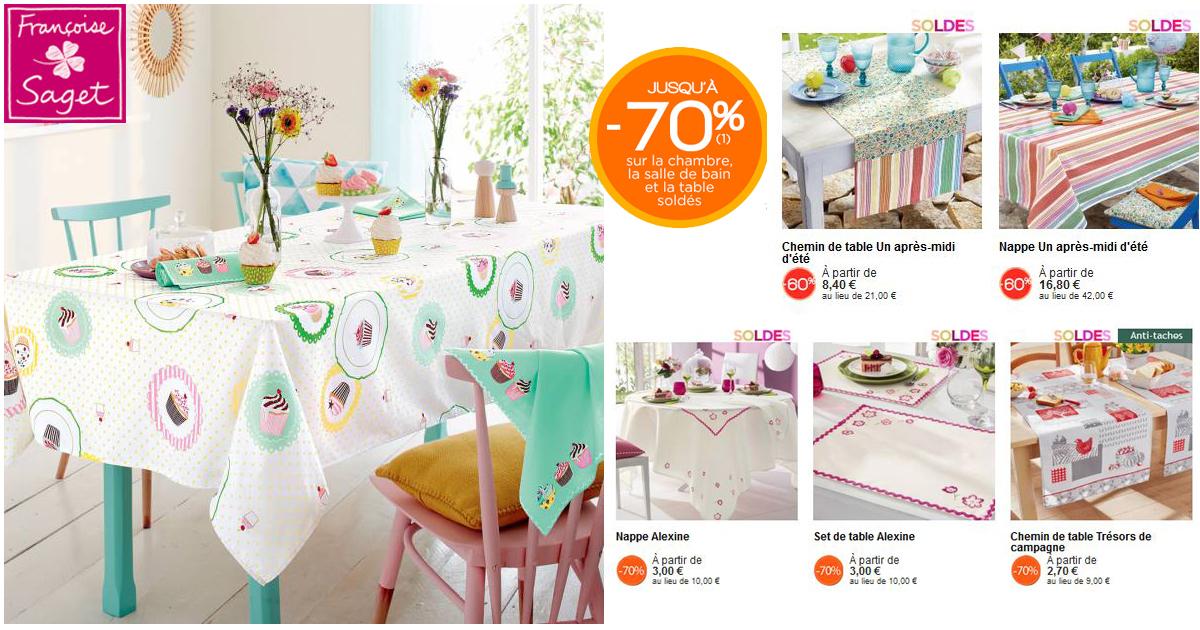 De quoi décorer votre table à prix réduit