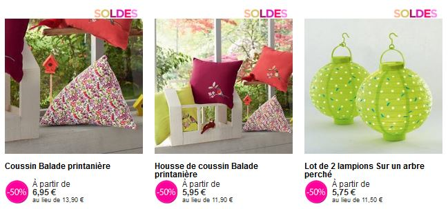 Soldes Françoise Saget : jusqu'à -70% de réduction sur le beau linge de maison !
