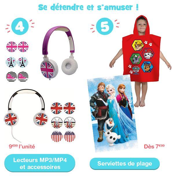 Les indispensables des vacances avec votre catalogue Toys'R'us !