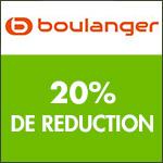 Boulanger : 20% de remise sur les accessoires