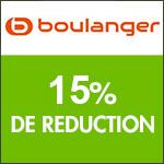 Boulanger : 15% de remise sur les accessoires console