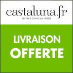 CASTALUNA : Livraison gratuite dès 49€ d'achat
