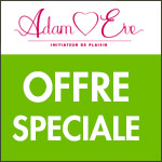 Adam et Eve : Coffret surprise à partir de 29€99 !