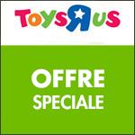 TOYS'R'US : 10€ offert dès 50€ d'achat !
