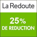 La Redoute : -25% sur le petit électroménager et la beauté.