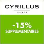Cyrillus : faîtes le plein de bonnes affaires