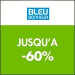 Bleu Bonheur : jusqu'à -60% sur la nouvelle collection homme