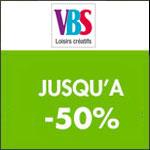 Vbs Hobby : jusqu'à -50%.