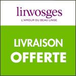 Linvosges : livraison offerte pour 80€ d'achats