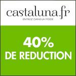 Castaluna : -40% sur votre shopping mode !