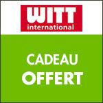 Witt international : cadeau gratuit !