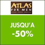 Atlas for men : jusqu'à -50% sur les articles de camping et randonnée !