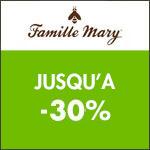 Famille Mary : jusqu'à -50% !