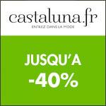 Castaluna : jusqu'à -50% sur la mode homme !