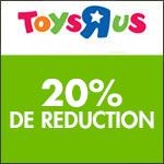 Toys'R'Us : 20% de remise sur la gamme MECCANO.